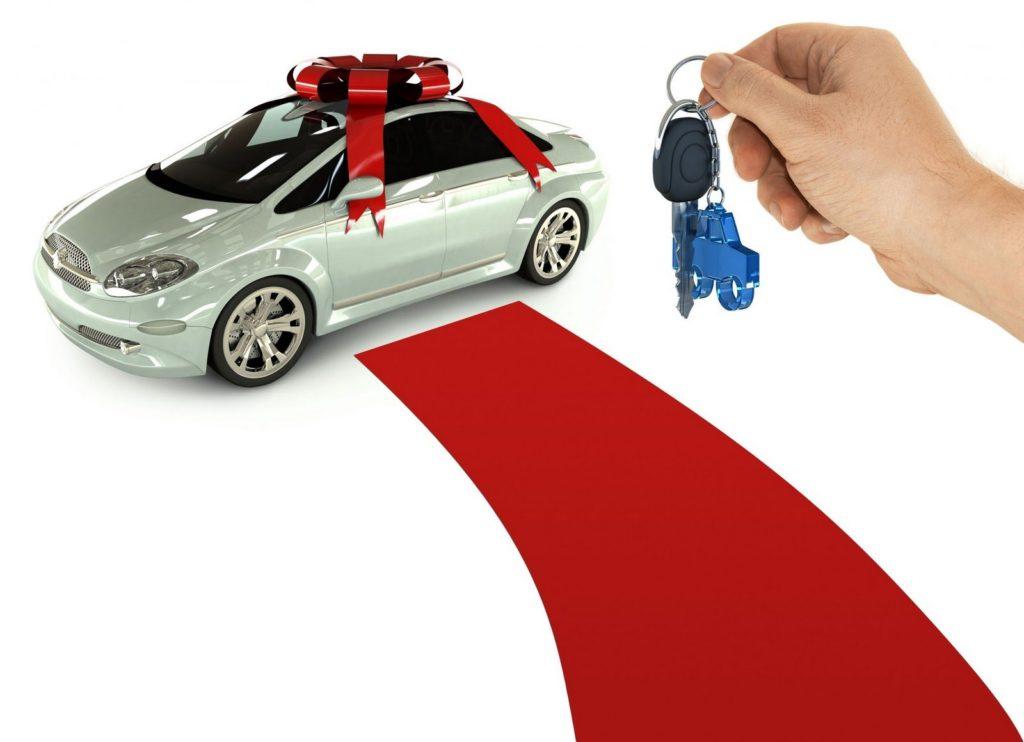 Порядок дарения легкового автомобиля