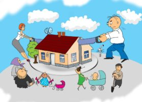 Как делится наследство между наследниками первой очереди: дети и родители