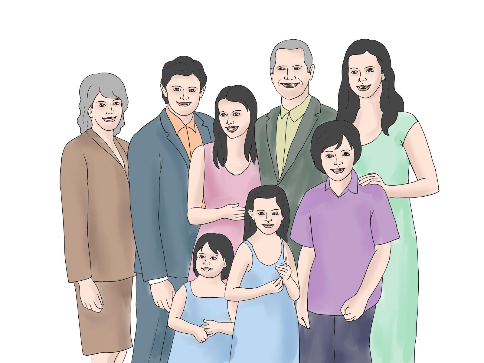 Дарственная между близкими родственниками